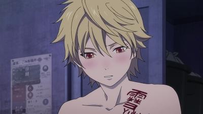 Yukine from Noragami. :3
