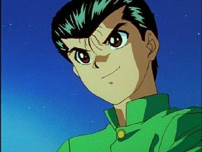 Yusuke from Yu-Yu-Hakusho