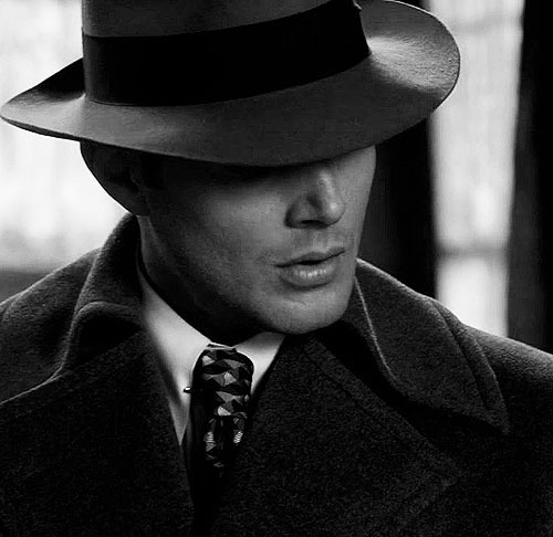 Jensen in b&w
