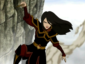 I went as Azula in this outfit;