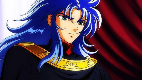 Saga from Saint Seiya <3.
