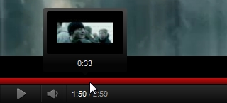आप know the red progress bar that's under a video when you're watching it that tells आप how long the video is/how much you've watched? (pic related) It's meant to resemble one of those. The fact that the red line is there means you've watched the video to completion. A video आप hadn't watched all the way would have a partially complete line, and a video आप haven't watched wouldn't have a line at all.