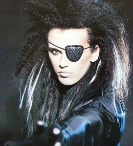 Pete Burns Because he is AWESOME and he sings my পছন্দ song: আপনি Spin Me Round