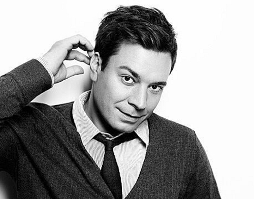 hmm let's say Jimmy Fallon for a change. I watch his ipakita every night. and David only makes me sad for some time now...