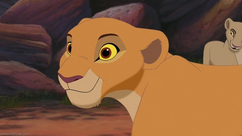 They only have one child, Kiara. I don't consider anything else other than the three-movie trilogy to be canon.