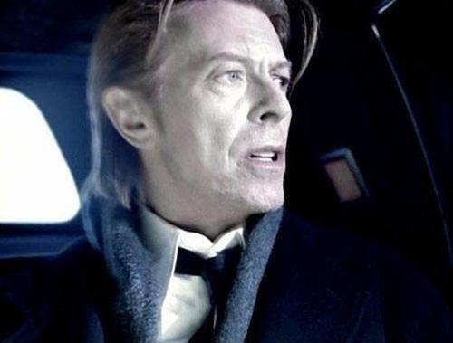 Bowie as Julian Priest