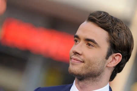 Jamie Blackley who is an actor,but not well known.He was in the 2014 movie,If I Stay