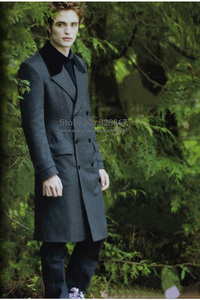 my babe looking incredibly yummy in that long coat<3