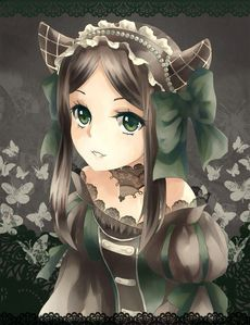 This chick in Black Butler. (the manga) Sieglinde Sullivan.