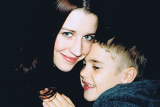 Pattie and Justin <3