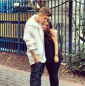 Justin and Pattie