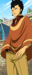 Alzack Connell from Fairy Tail