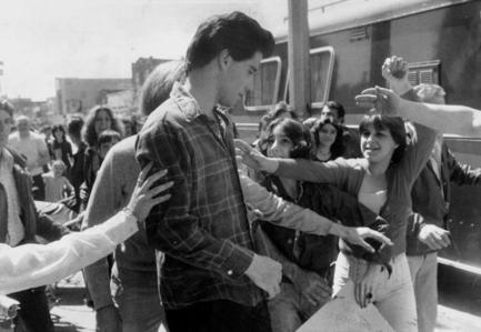John LOVES his fan and his fan adore him :)