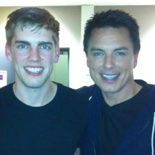 John with Sam :)