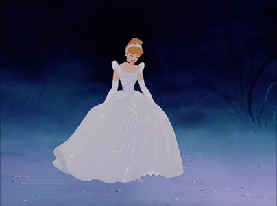 Nothing is comparable to Cinderella's ball gown.