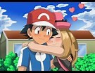 I don't have a number one favourite. I just ship Ash x Serena.