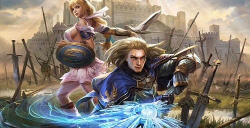 The Elder Scrolls Fallout (after 3...) Harvest Moon Legend of Zelda Soul Calibur <i>Soul Calibur is best fighting game.</i>