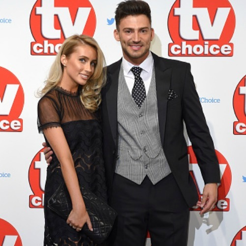 Jake Quickenden and Danielle Fogarty <3