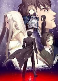 Honestly Fate Zero is perfect for someone like me who loves dark and mature themes as well as philosophy