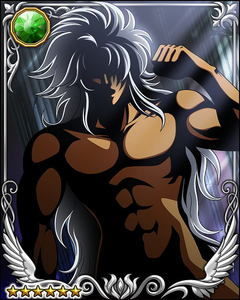 Saga from Saint Seiya.