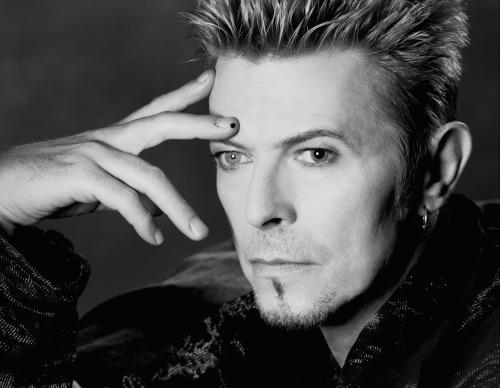 the legendary David Bowie