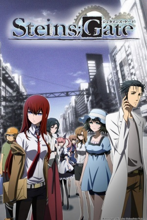 Steins;Gate deserves way más attention than it gets. It's one of the best science fiction stories I've ever seen, and the way they describe the way time travel could work in a realistic way makes sense. o maybe I'm just a genius. Sadly, though, the former is más likely.