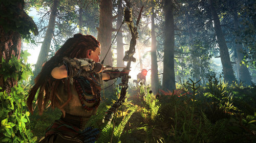 <b>Horizon Zero Dawn</b> & <b>The Last of Us part 2</b>