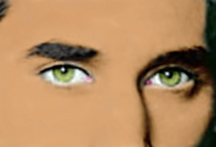 The gorgeous eyes to die for!! <33333333333