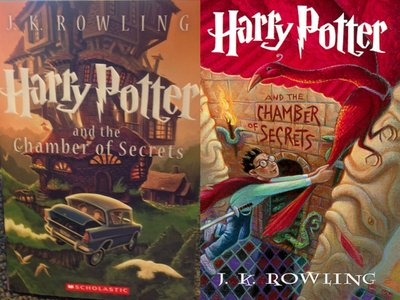 Chamber of Secrets has always been my favorite. I think its because the first book was all about Harry meeting the wizarding world, and in the 2nd one the characters and his relationship to them have already been established. Its also the first time we really get to see the Weasleys interact as a family, which is a big factor for me as their family dynamic is my favorito! part of the series. Chamber of Secrets is also where I fell in amor with Ginny Weasley :)