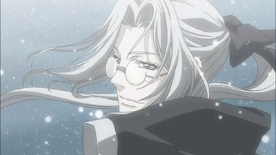 Abel Nightroad from Trinity Blood. <3