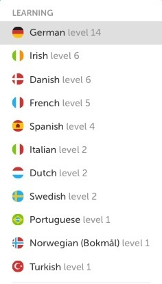 I'm done with Duolingo's German course but I'm still working on my German and leveling up in the process