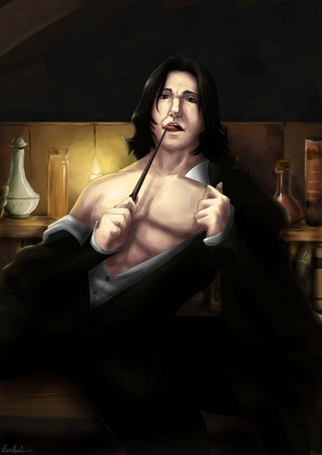 Severus, alwaysss...