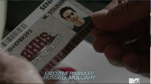 Stiles name can't be Gemin because on his school ID it shows his first name initial. It is not a G, it is an M.