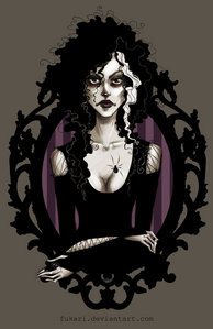 Good Role Model: Luna comes to mind. of Rose from Vampire Academy. Bad Role Model: Bellatrix for sure lol