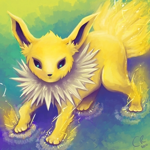 Same here, Jolteon.