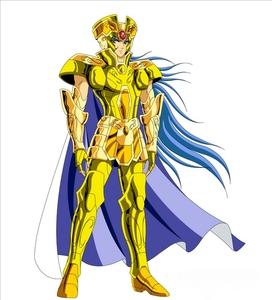 Gemini Saga(when he isn't taken over 由 his 秒 personality XD).