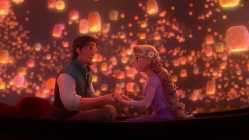 Rapunzel and Eugene :)