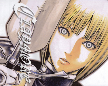 Claymore. I never get bored watching it again and again. I wish there was a सेकंड season!