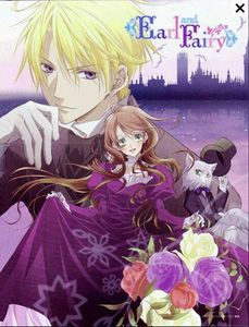 I Amore Hakushaku to yousei (Earl and Fairy), it has amazing storyline and for me its my superiore, in alto most favourite Anime although its Anime lack some important moments but its novel is just master piece ♡♡