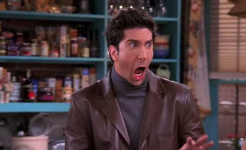 My 最佳, 返回页首 5 are all Ross Geller tbh