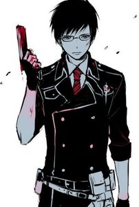 Surprised nobody put him...I thought he was a ファン favorite. Anywho, Yukio from Ao No Exorcist.
