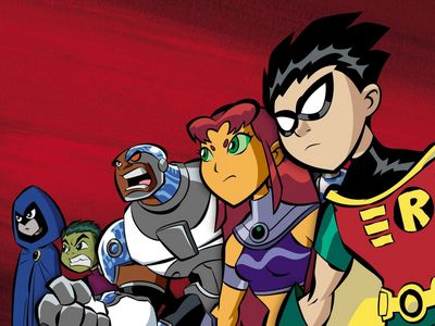 I'm obsessed with Teen Titans, Pokemon anime, and the Chipettes.