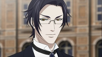 Claude Faustus - Kuroshitsuji I've seen a lot of people who just plain despise him.