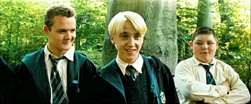 It's still Draco Malfoy from Harry Potter (been my পছন্দ since I was 13).