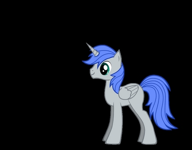 Name Of OC: i don't know yet (I was thinking of Indigo Glow) Age: teen :I Gender: male Race: Alicorn Likes: books, বন্ধু Dislikes: being hated, mean people Friends: Twilight, Starlight, Trixie (maybe more) Family: somehow related to Luna Cutiemark: a combination of all princesses' cutie marks (an idea, dk if ill actually use this)