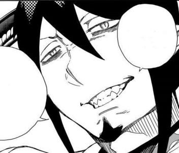 He's very cynical and sarcastic. He hasn't changed his 아이콘 in months. I'm pretty sure he lets everyone know if he hates something. He really hates SAO and Jeff the Killer. Also, he never gets on this club. Have a picture of Mephisto just because.