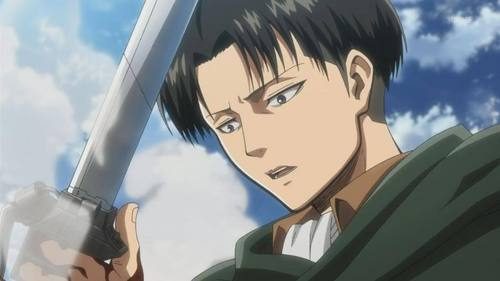 lol Sakura doesn't stand a chance against Levi. He's called Humanity's strongest for a reason ~