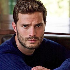 Jamie's smouldering stare<3