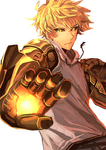 Genos from One Punch Man U.U