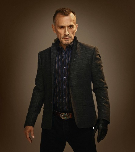 Knepper in the new season of PB